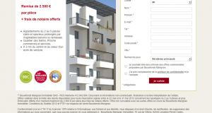 Sète - Cetia Résidence - Bouwfonds Marignan Immobilier