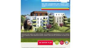 Toulouse - Les Jardins D'Hestia - Bouwfonds Marignan Immobilier