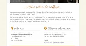 Savoy Accueil tablette