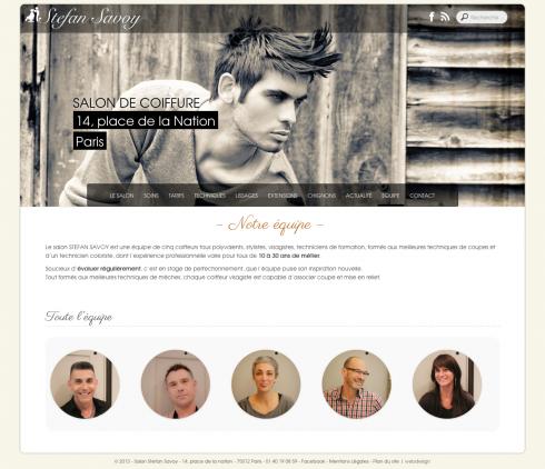 Savoy Equipe desktop