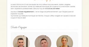 Savoy Equipe tablette