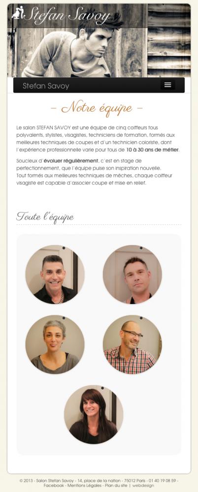 Savoy Equipe phone